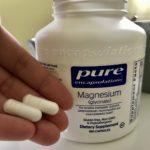 マグネシウムサプリメント摂取開始してからの、その後。