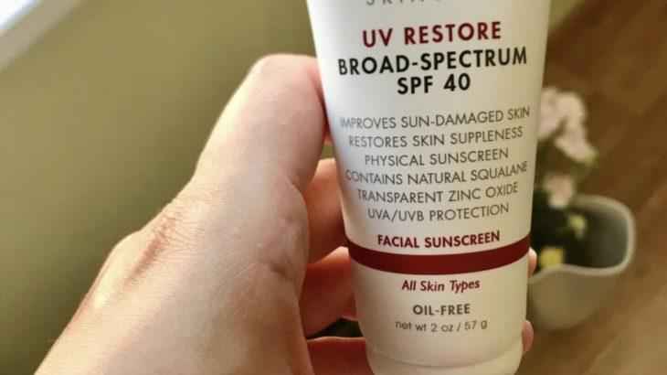 お気に入りの日焼け止め保湿クリーム。多くの皮膚科医のオススメ。「EltaMD」